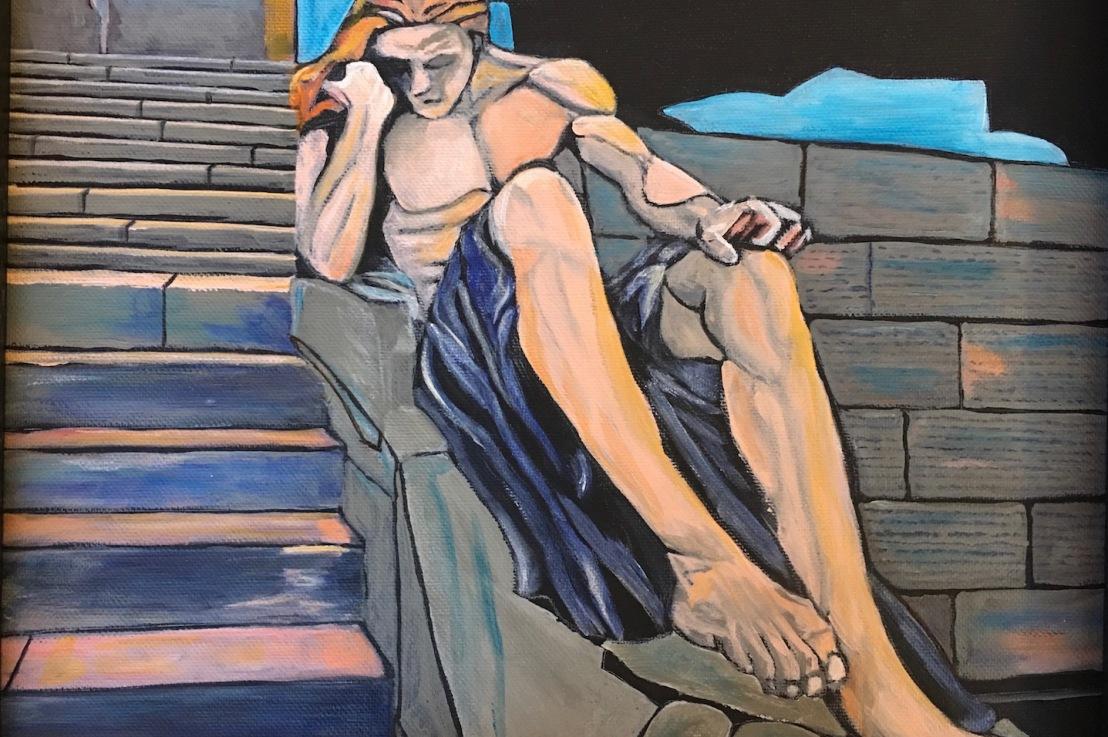 100 Year Anniversary of Vimy Ridge – Every Painting has a Story#4