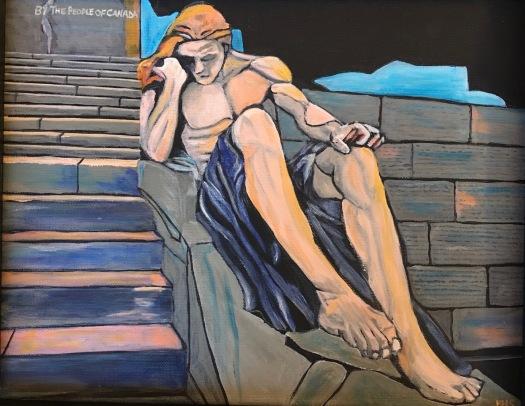 Vimy Ridge Art