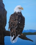eagle art