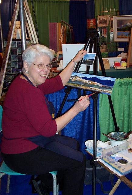 Judy Mackenzie's Art