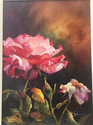 Marney Rose Edge art