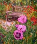 Floral Art; Landscape Art