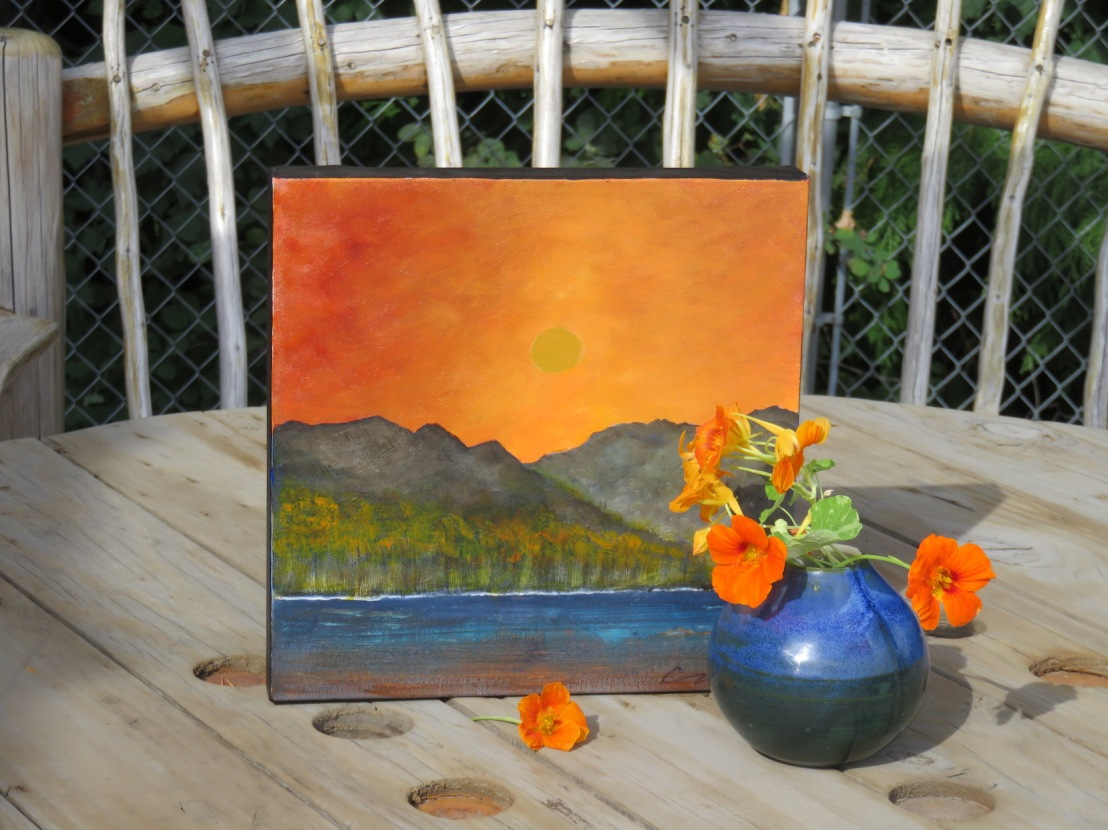 Fire in the Sky – Silent Auction Finalized