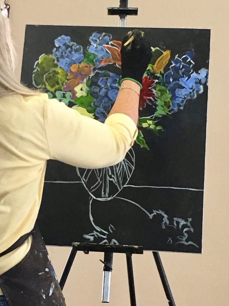 Painting with Passion