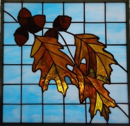 Stained Glass Botanical Art
