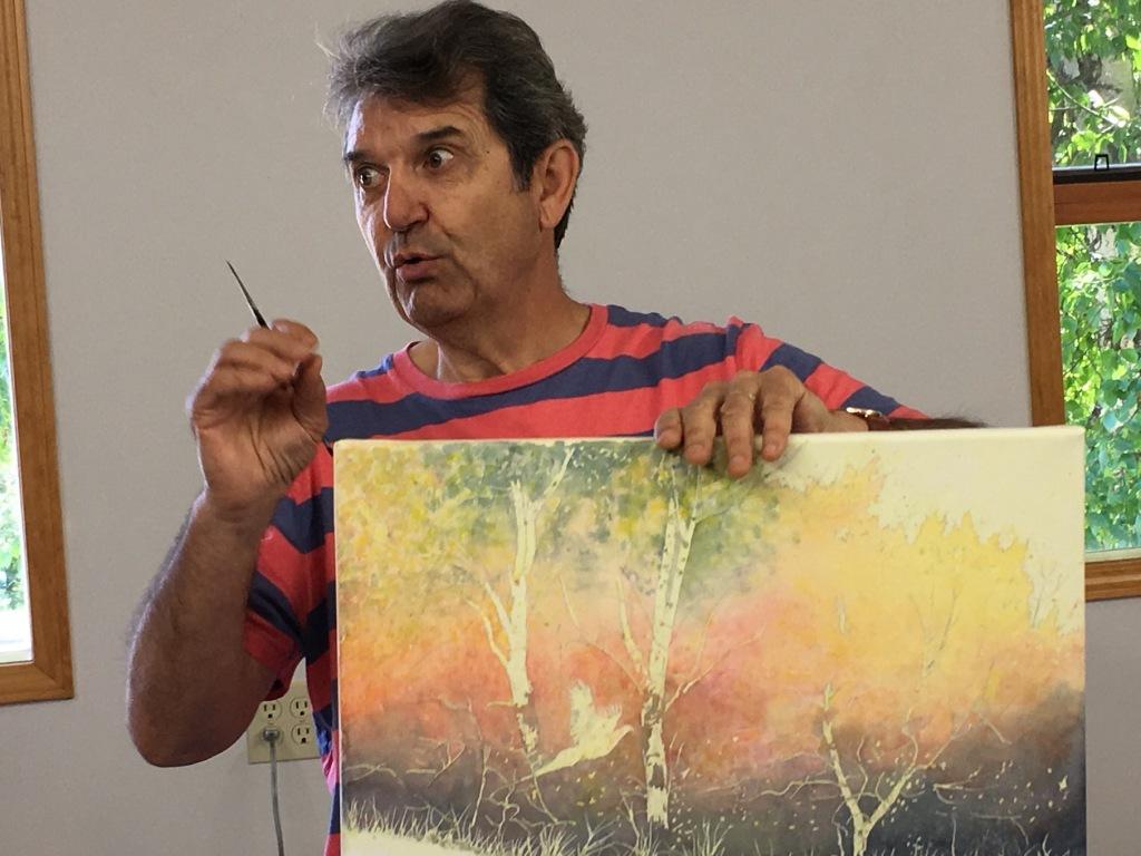 Juve Furtado Workshop