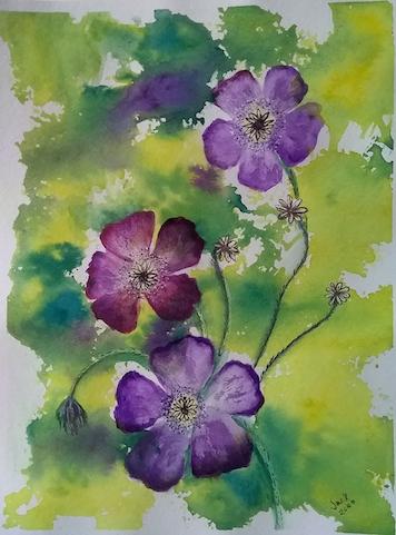 Jackie Wambolt watercolour 4