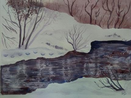 Jackie Wambolt watercolour 6