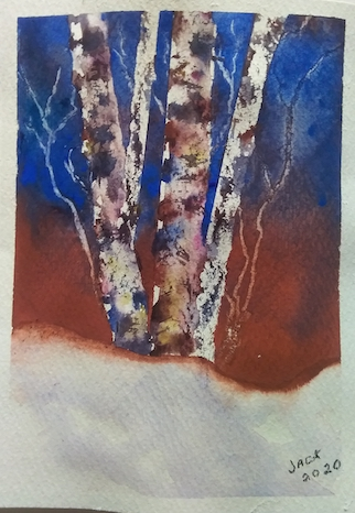 Jackie Wambolt watercolour 7