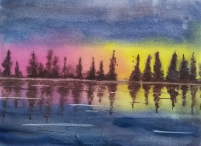 Jackie Wambolt watercolour 8
