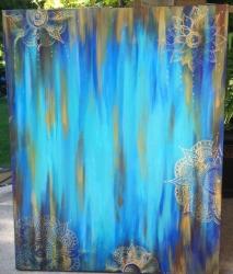 Melody Roth Abstract